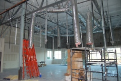Commercial Building Install
