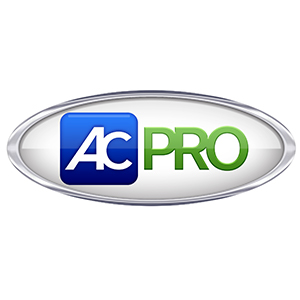 AC Pro AC Manufacturer Company logo