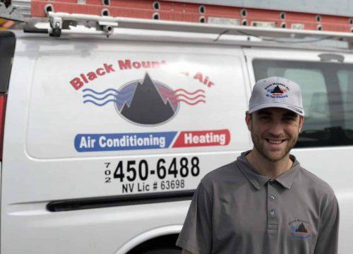 Black Mountain Air - Las Vegas AC Repair Company Team Pic