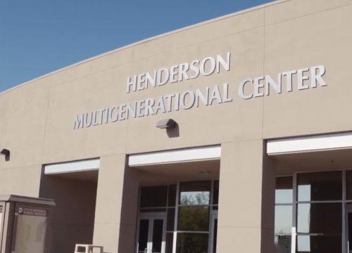 henderson-multigenerational center