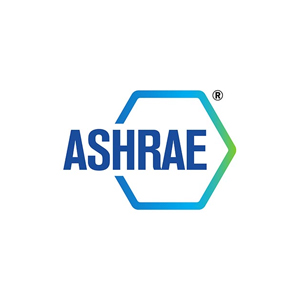 ASHRAE logo - American Society of Heating, Refrigerating and Air-Conditioning Engineers HVAC Association